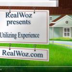 """RealWoz """"Promo 3 Utilizing experience"""""""
