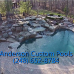 Anderson Custom Pools