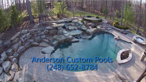 Client - Anderson Custom Pools